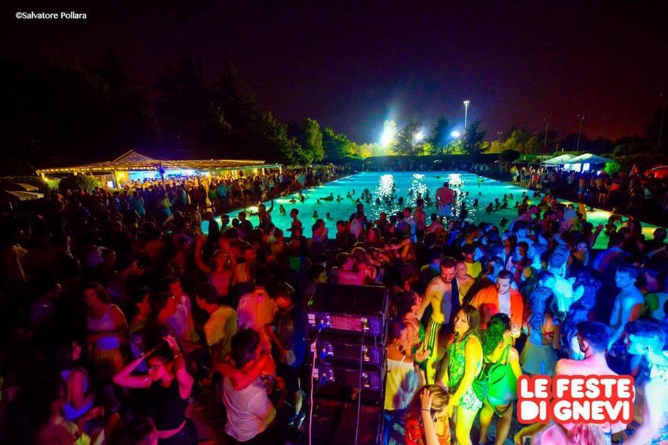 22.07.17 Summer Opening Party @ LeFestediGnevi
