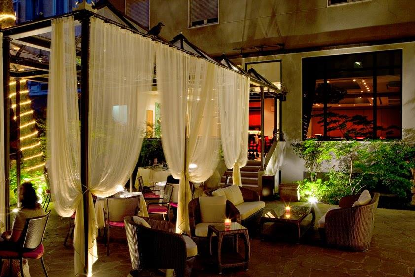 Hotel Manin Milano – Garden APERITIF & Dj Set