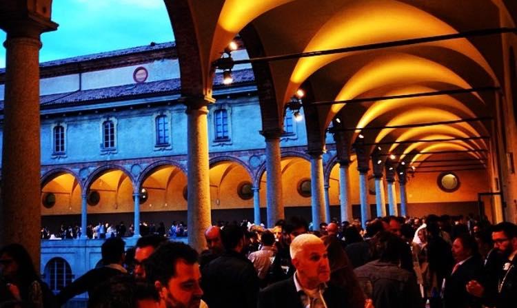 Molinari Make Music Milan Party