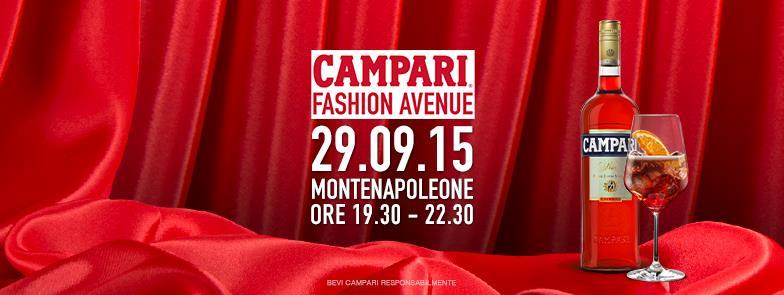 Campari Fashion Avenue (SOLD OUT)