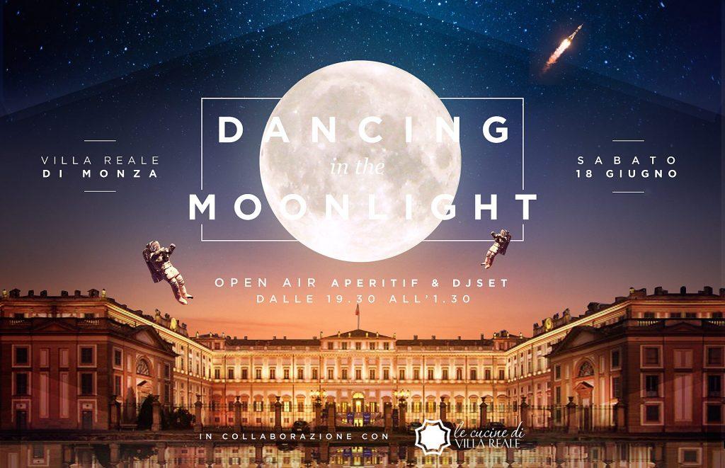 09.07 VILLA REALE di MONZA / Dancing in the Moonlight