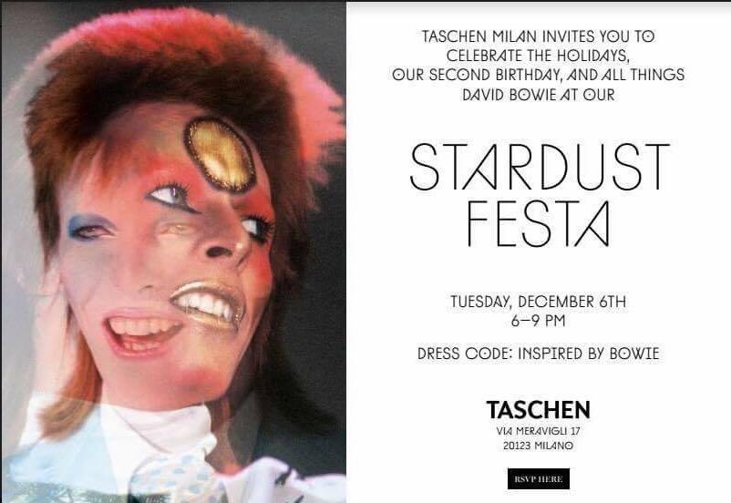 6.12 Stardust Festa Taschen Store