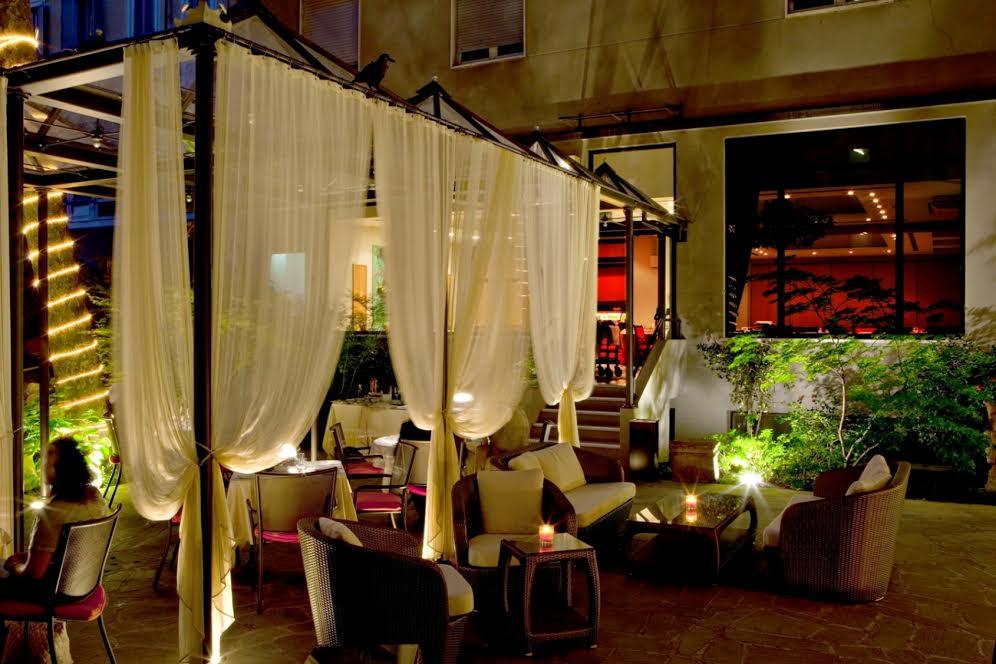 18.05 Garden Cocktail Party @ Hotel Manin