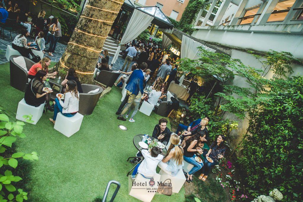 20.07.17 Garden Cocktail Party @ Hotel Manin