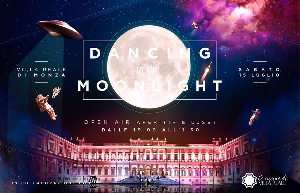 15.07.17 Villa Reale / Dancing In the Moonlight