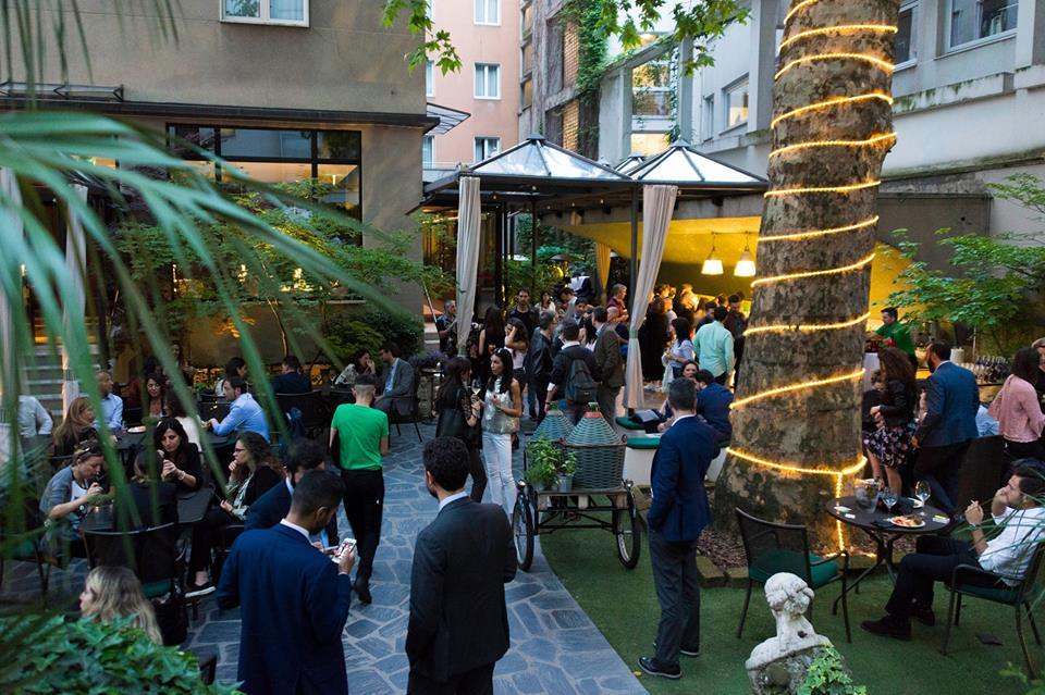 14.06   Garden Party con Degustazione VINI   Milano Moda Uomo