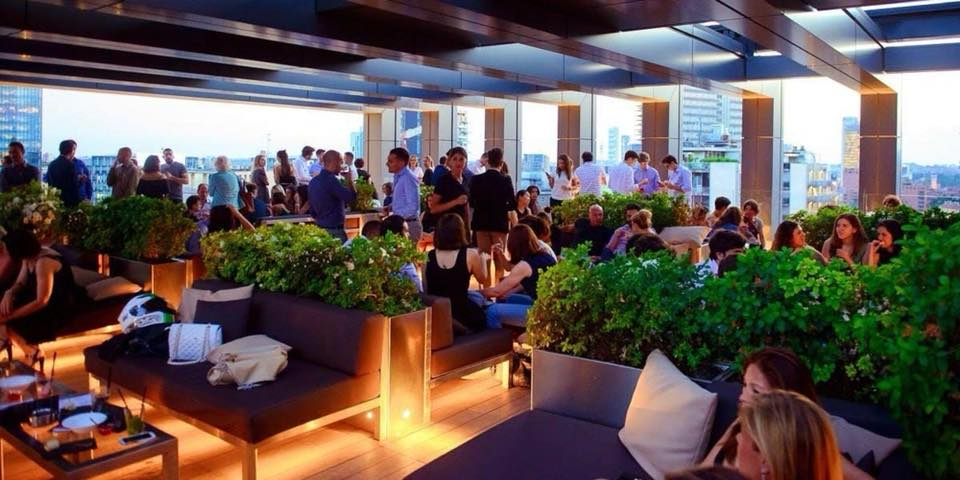21.09 | MFW Rooftop Cocktail Party at Terrazza LaGare
