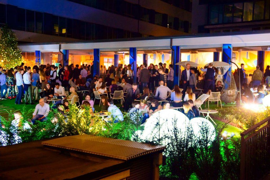 28.07   Open Spritz Garden Party at Nyx Milan Hotel