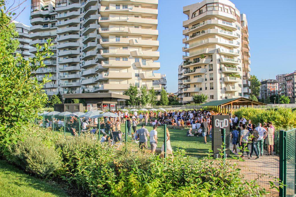 12.09  Citylife Urban Garden Aperitif @ GUD Citylife