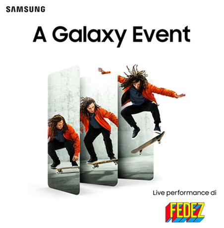 "Samsung ""A Galaxy Event"" 