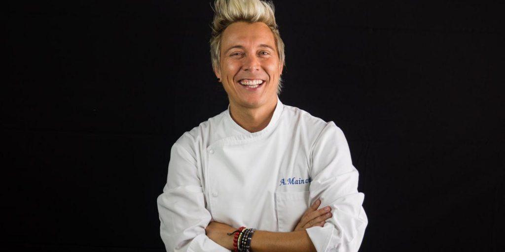 06.05   Samsung per Milano Food Week con Chef Andrea Mainardi