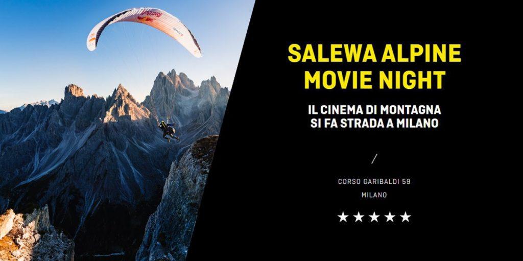 23.05   Salewa Alpine Movie Night