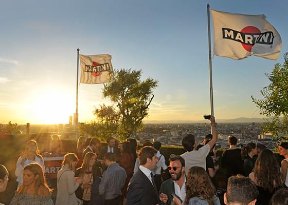 23.07 – Rooftop Party at Terrazza Martini