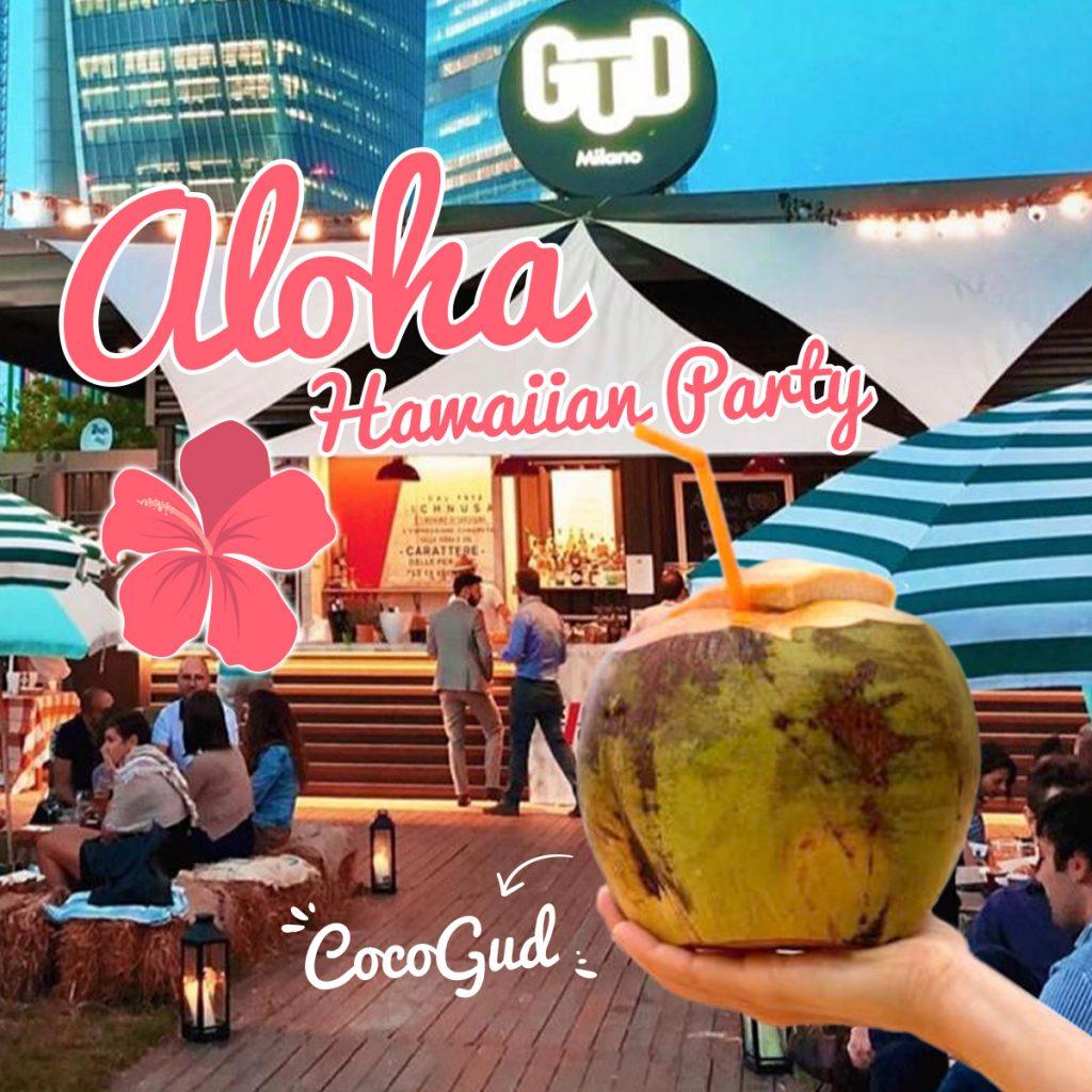 31.07   Aloha Hawaiian Party @ Gud Milano