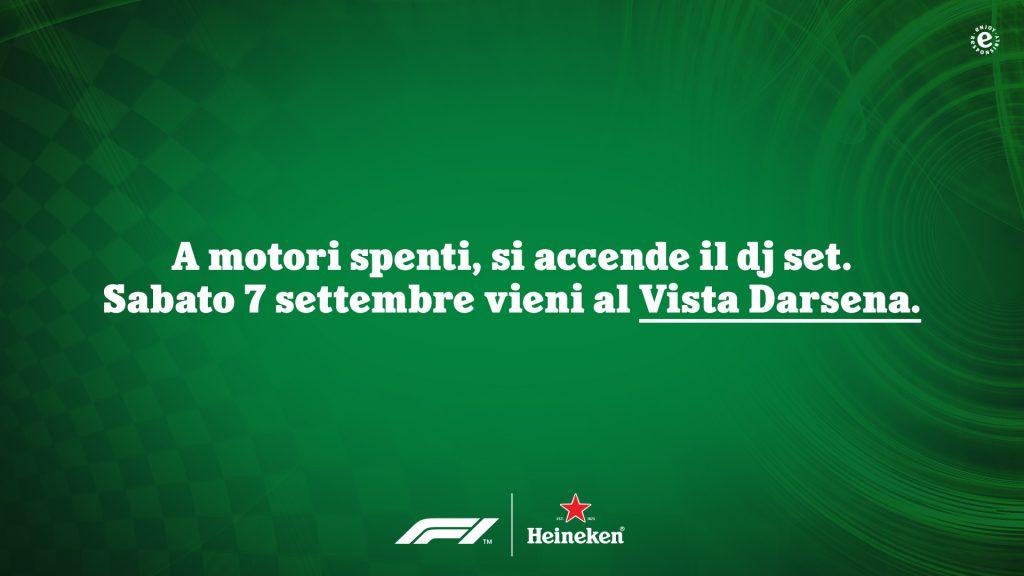 7.09 Formula1 Gran Premio Heineken d'Italia @Vista Darsena