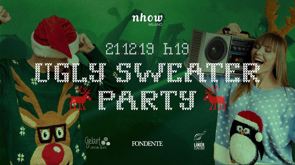 21.12 Ugly Sweater Party & Fondente