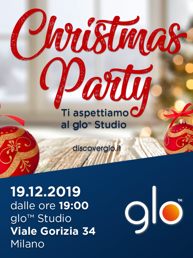 19.12 | Glo Christmas Party